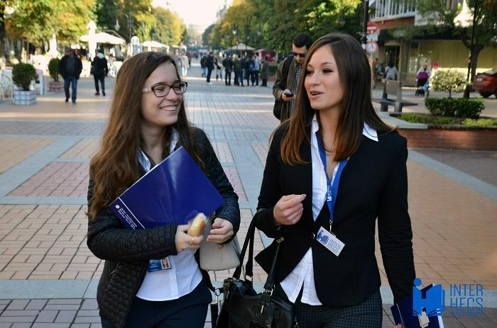 Students in Bulgaria